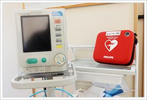 自動血圧測定装置・AED